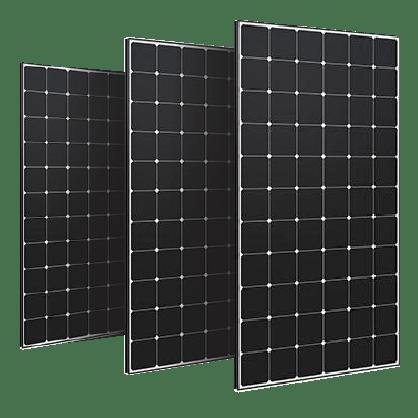 Highest Wattage Solar Panels